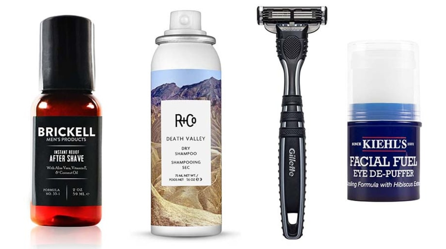 8 Products that Will Keep You Looking Fresh No Matter Where You Go