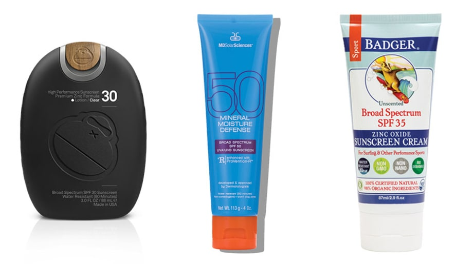 The Best All-Natural Sunscreens