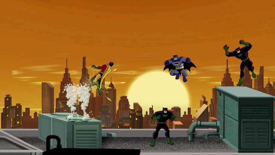 Batman: The Brave & The Bold (2010)