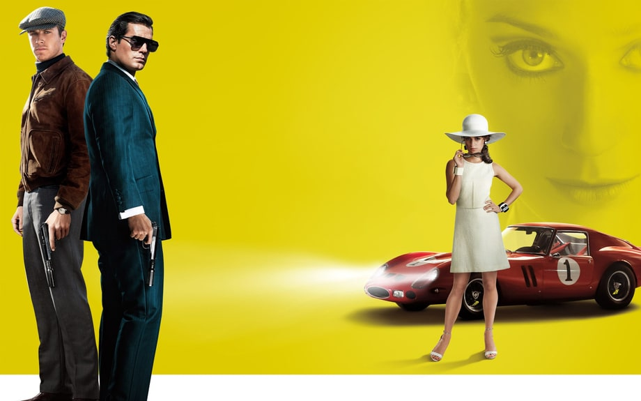 Fri 2/24: The Man From U.N.C.L.E. (MoreMax)