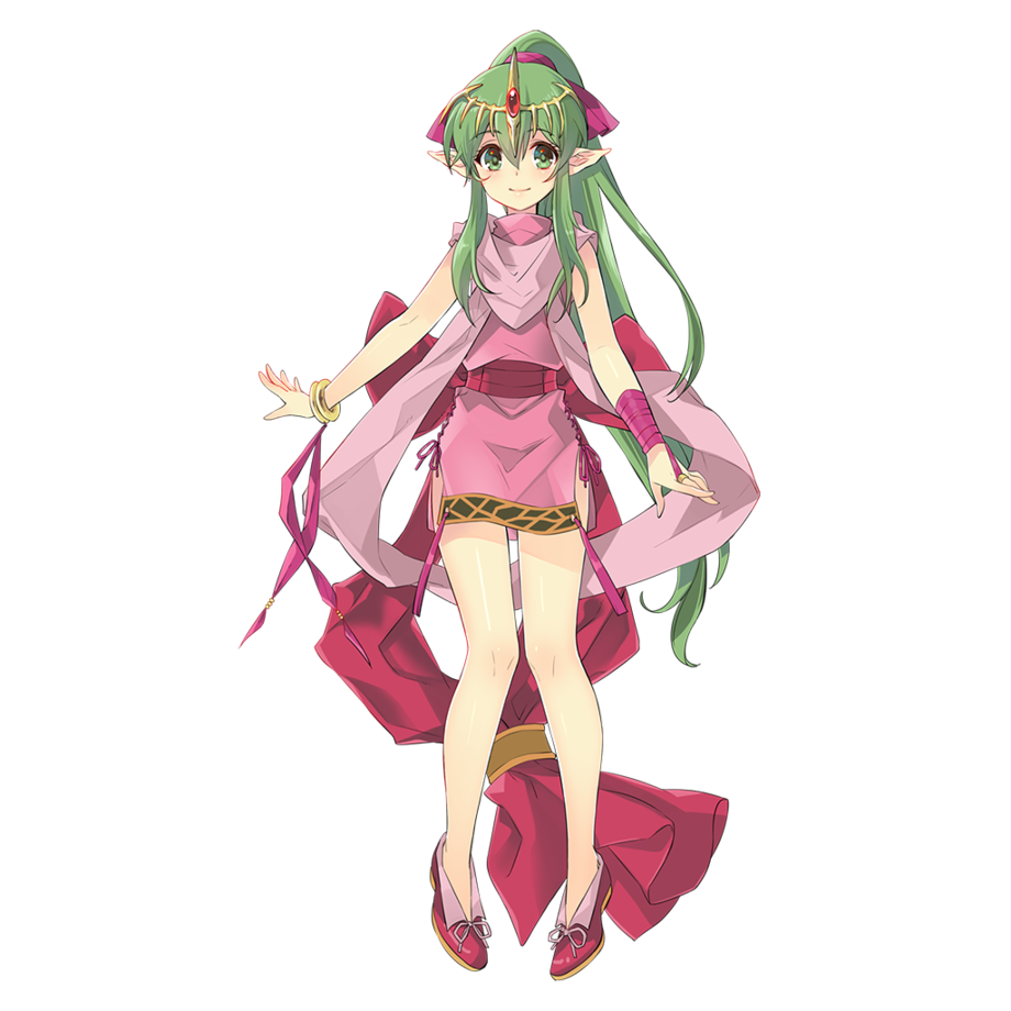 Tiki the Dragon Scion