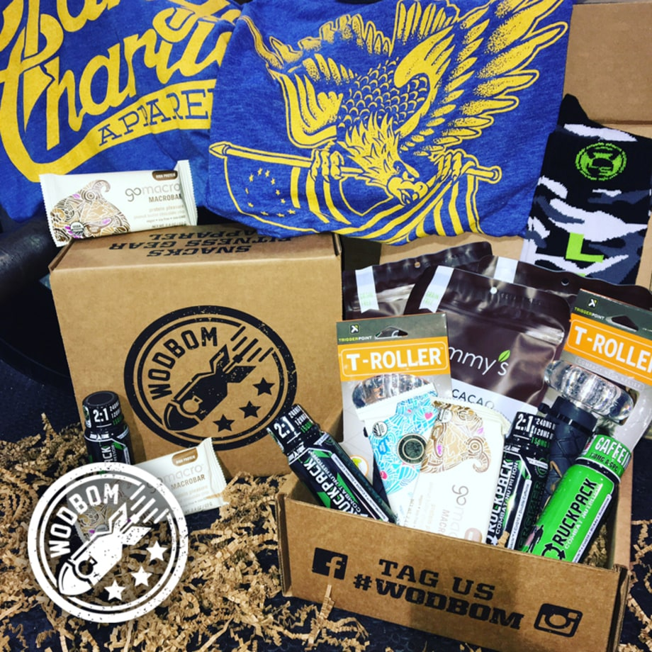 Wodbom Subscription Box 28 Gift Ideas For Gym Rats Men