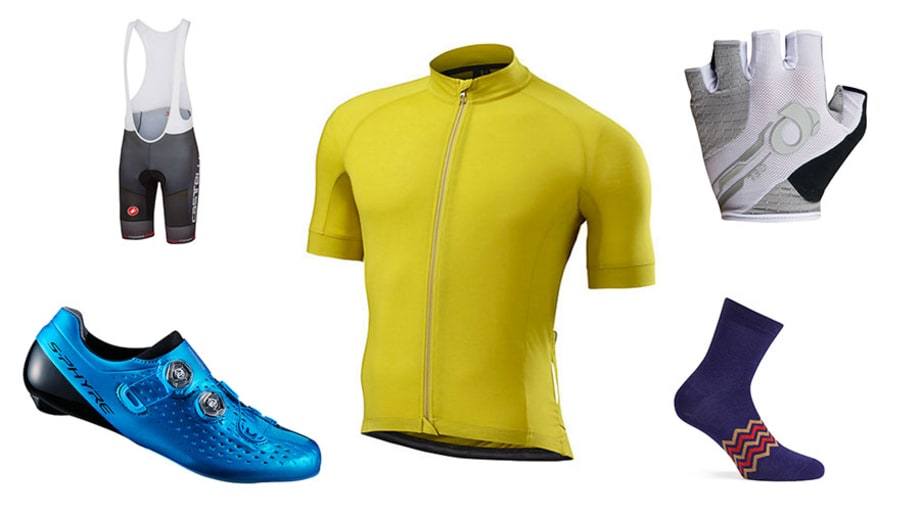 Breezy Rider: The Perfect Summer Cycling Kit