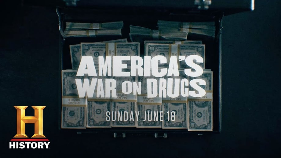 Sun 6/18: America's War On Drugs (History)