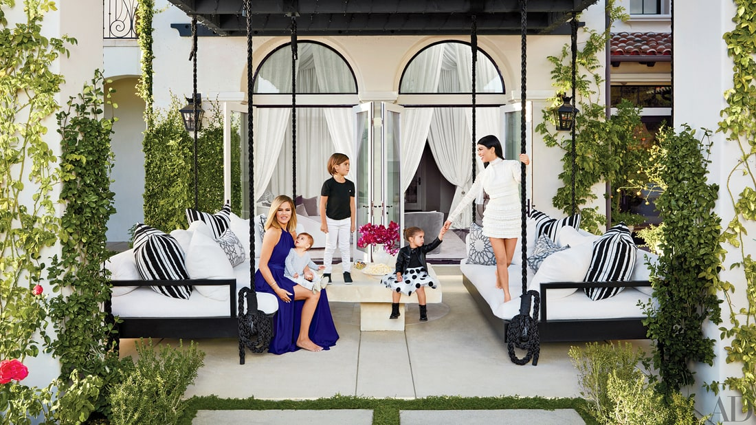 Inside Khloe Kardashian, Kourtney's California Homes ...