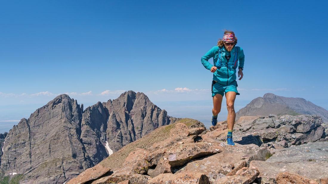 Summiting 57 14,000-Foot Peaks — In a Month