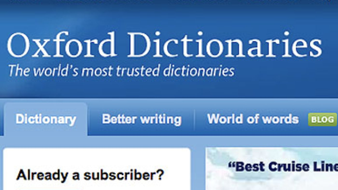 Dissertation online dictionary