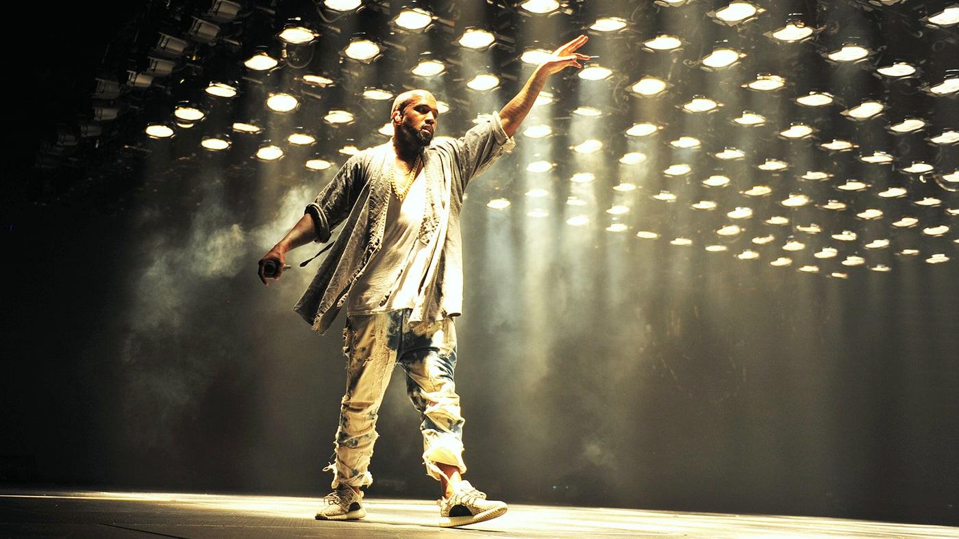 Kanye west shrug shirt