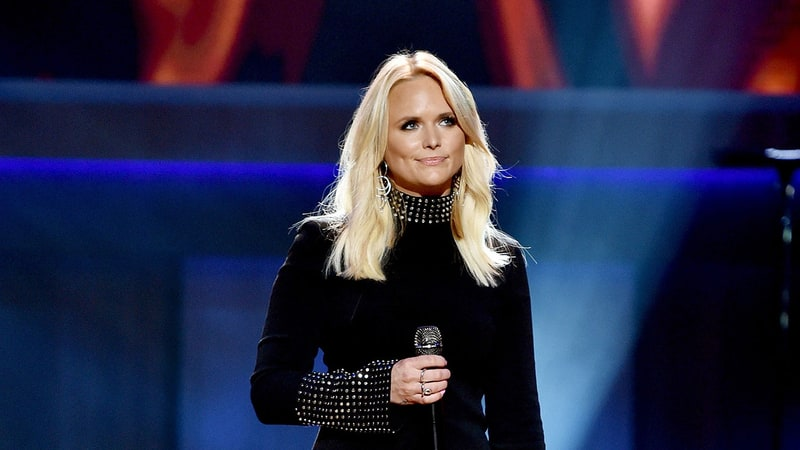 What do you think of Miranda Lambert's LBD?