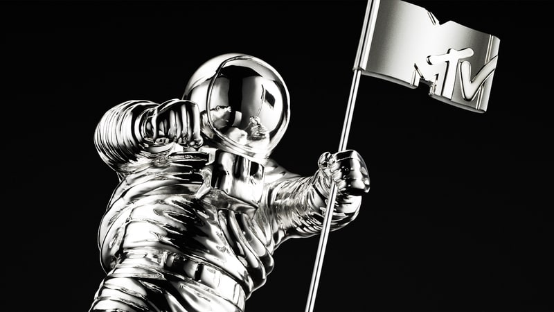 The Moonman trophy has been an emblem of MTV's Video Music Awards. (MTV)