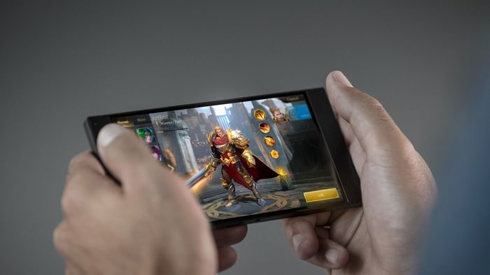 Razer Unveils The Ultra Powerful Razer Phone