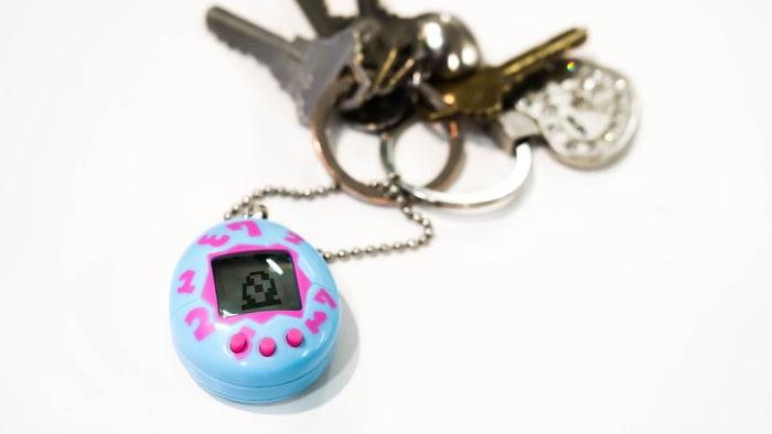 20 years later, the Tamagotchi returns