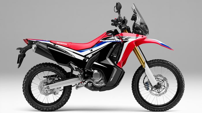 The 2017 Honda CRF250