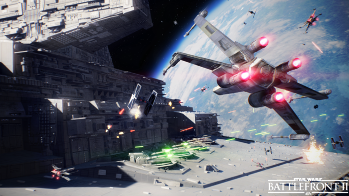 Ways Star Wars Battlefront II Destroys Its Predecessor
