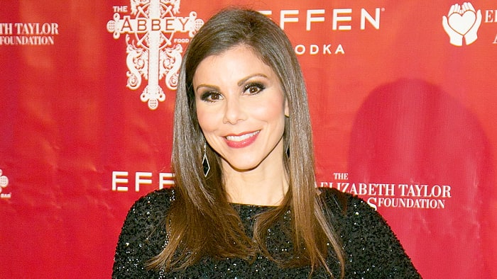 The Real Housewives Blog Heather Dubrow Addresses Her
