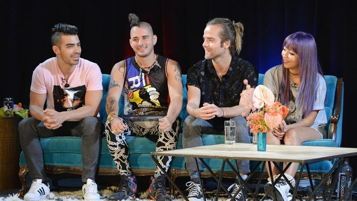 DNCE Announce Self Titled Debut Album news