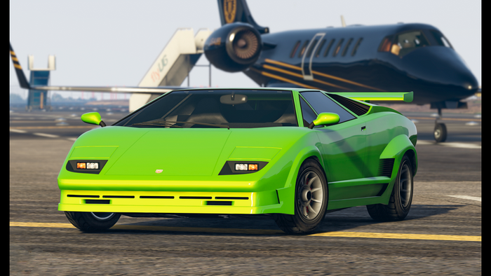 Grand Theft Auto V Update Brings New Mode Vehicles And Races