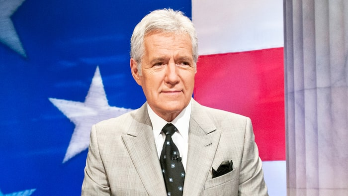 Alex Trebek rapped Drake's 'Jumpman' on Jeopardy