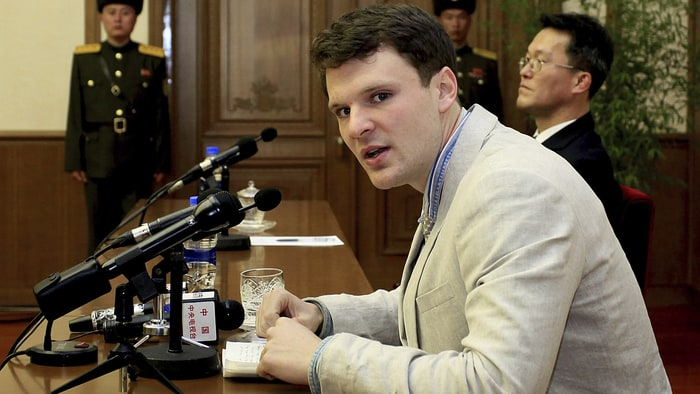 Trump Condemns 'Brutality' of N. Korea Following Warmbier's Death