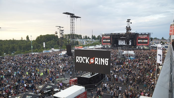 Germany's Rock am Ring music festival halted over terror threat