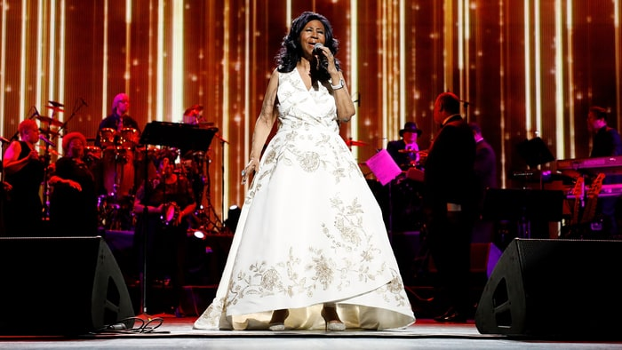 Aretha Franklin Plans On Opening A Club In Her Retirement