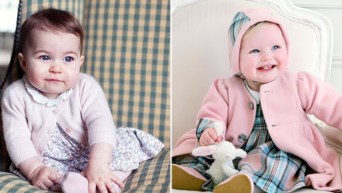 princess charlotte inspired a new baby clothing line   us