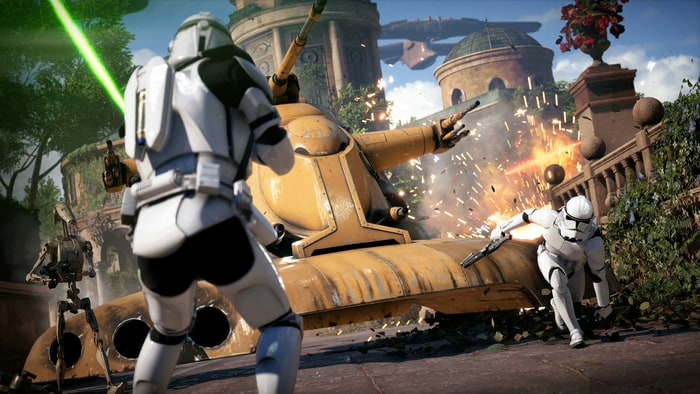 DICE Clarifies 'Star Wars Battlefront II' Crate System