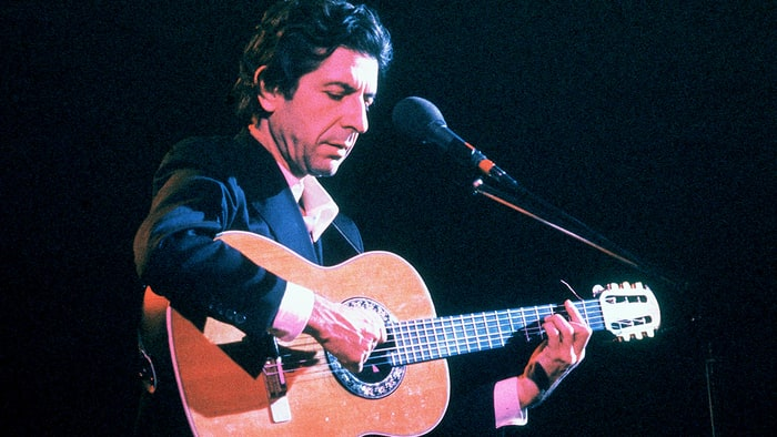 Flashback: Leonard Cohen Performs 'So Long Marianne' in 1979 news