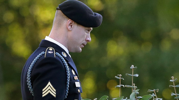 Army deserter Bowe Bergdahl's sentence 'is a complete and total disgrace'
