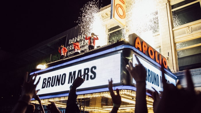 Bruno Mars Getting His First Prime-Time TV Special
