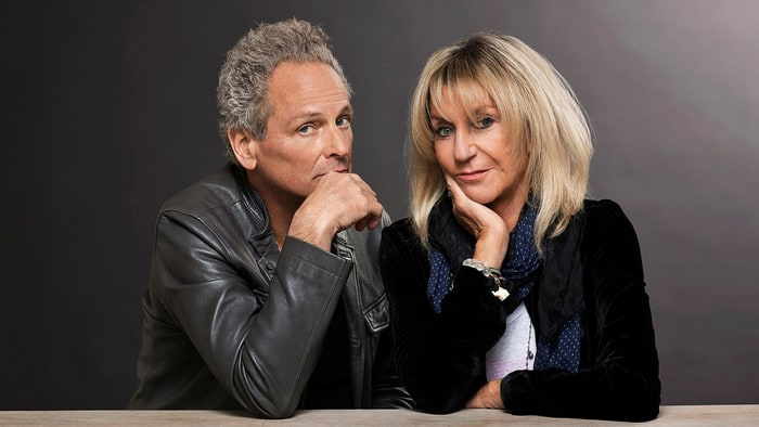 Watch Lindsey Buckingham, Christine McVie Play 'In My World' On 'Tonight Show'