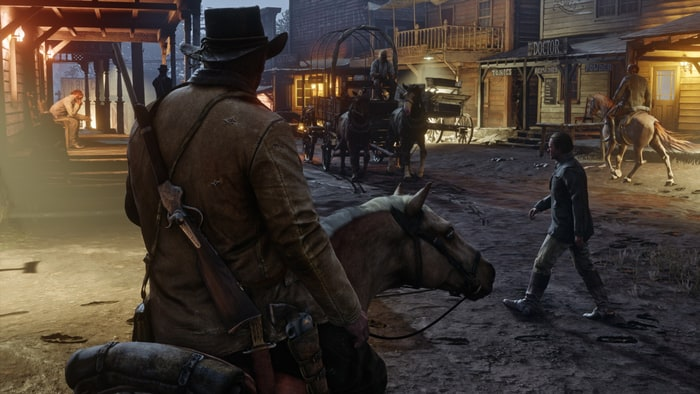 New Red Dead Redemption 2 updates coming next week