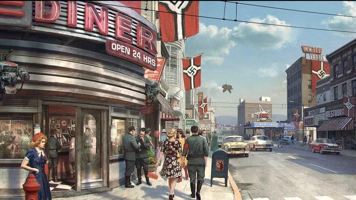 Wolfenstein Find State Building