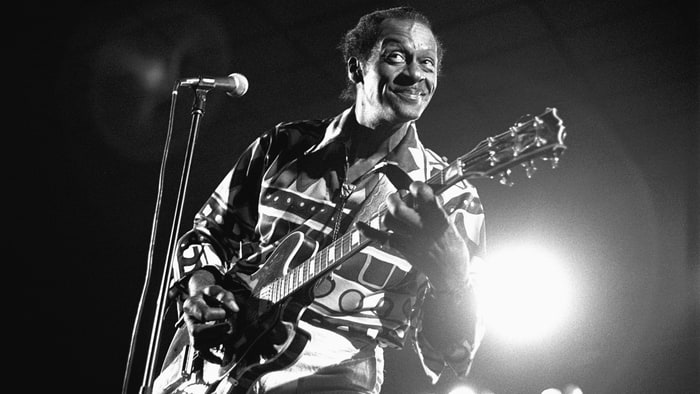 Legendary Musician Chuck Berry Dies at the Age of 90