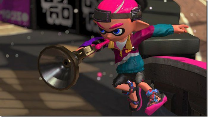Splatoon 2 Is Adding The Sploosh-o-matic Weapon On August 5