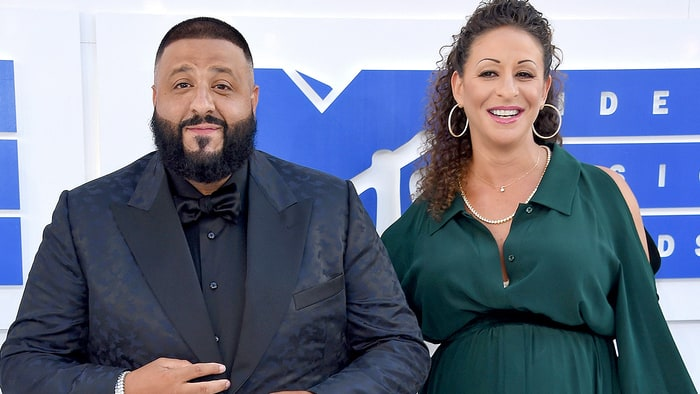 DJ Khaled becomes a father for the first time