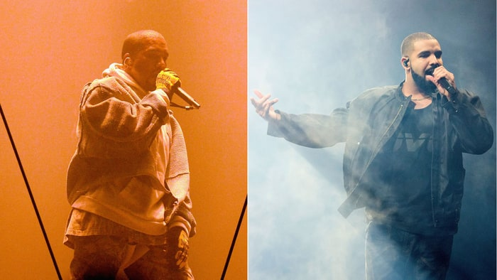Kanye West, Kid Cudi, and Plain Pat Were All in the Studio Last Night news