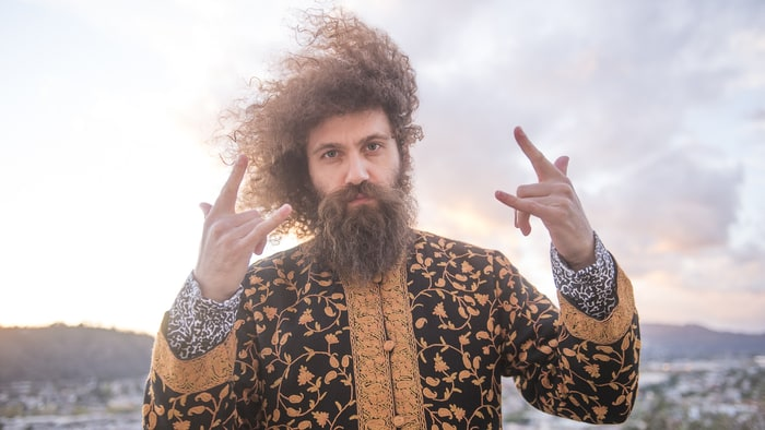 The Gaslamp Killer Announces 'Instrumentalepathy' Album news