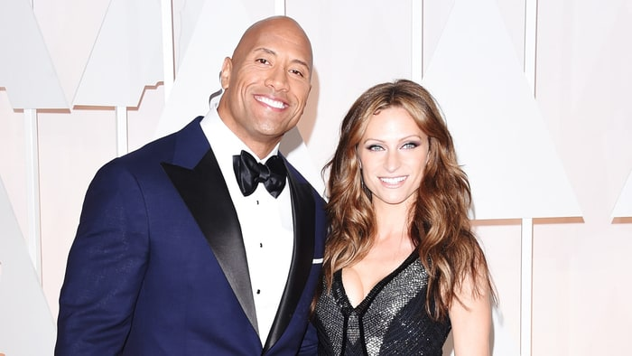 """The Rock"" published first picture of his adorable daughter"