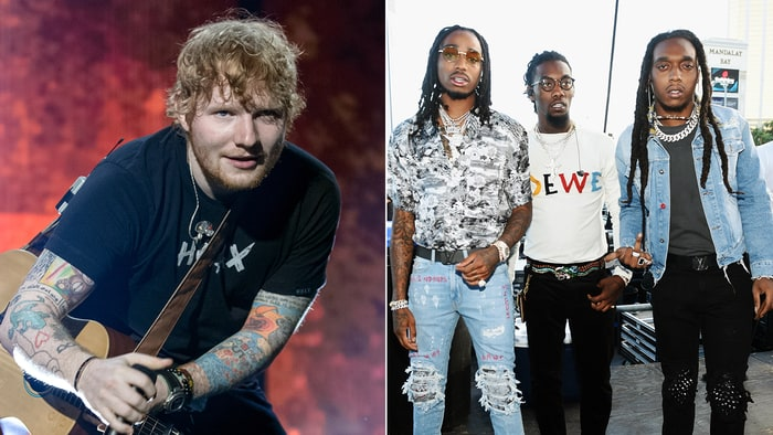 Ed Sheeran, Migos to Be on Premiere of 'TRL' on MTV
