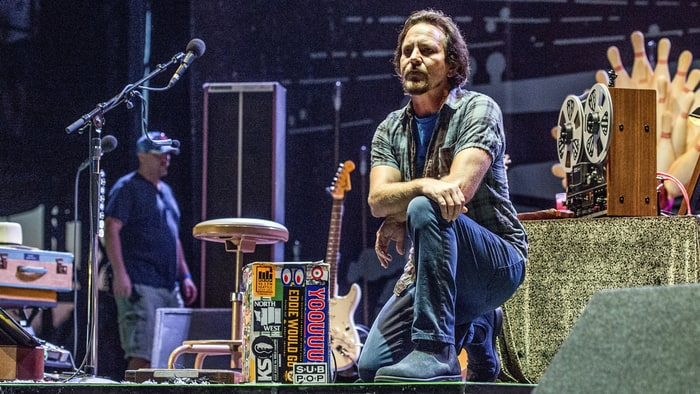 Pharrell, Eddie Vedder, Others Take Knee Onstage as Musicians Join Anthem Protests