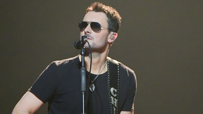 Eric Church Delivers Cathartic Marathon Concert In New