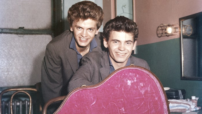 Everly Brothers Documentary Gets DVD/Blu ray Release news