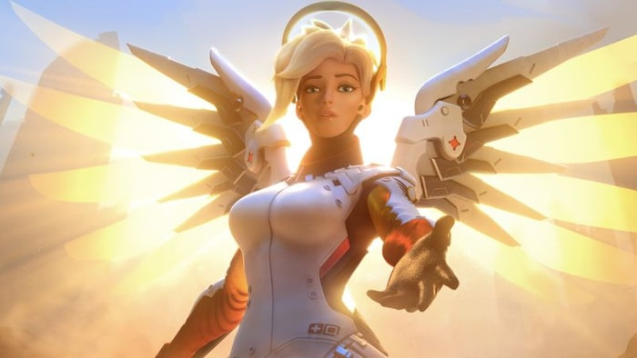 Mercy's new ultimate ability is a game-changer