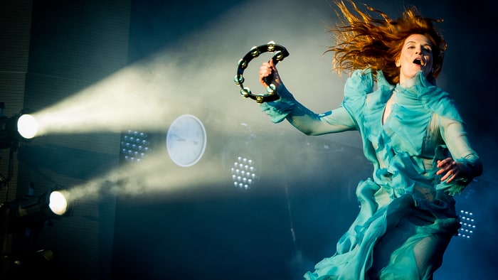 Watch Florence and the Machine's Dazzling Short Film 'The Odyssey' news