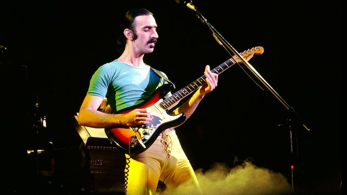 frank zappa hologram to perform with steve vai others rolling stone. Black Bedroom Furniture Sets. Home Design Ideas