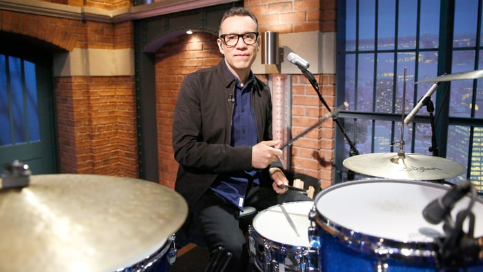 Fred Armisen on Directing Music Videos, Why He Loves Red Hot Chili Peppers news
