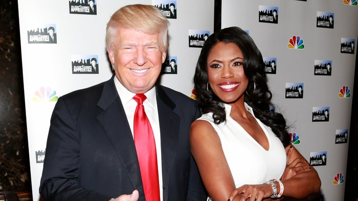 A Look Back at Omarosa and Donald Trump's Enduring, Mutually Beneficial Friendship