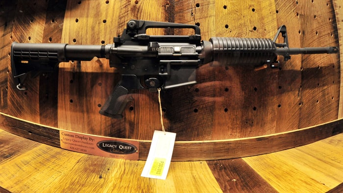 appeals court says ar 15s are not constitutionally protected