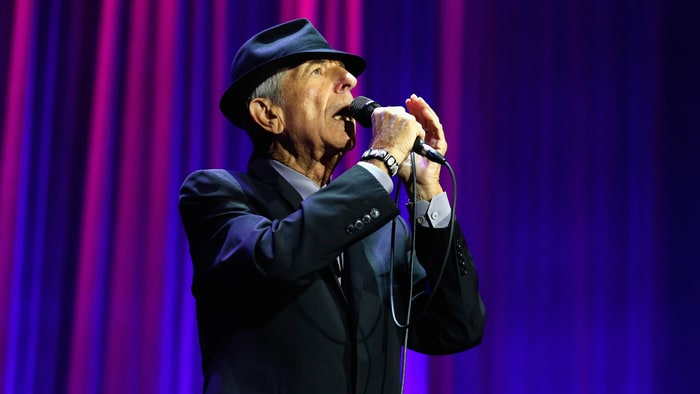 Leonard Cohen tribute concert to take place on Nov